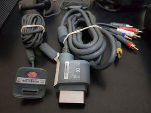 Xbox 360 jasper black edition + accesorios y juegos.