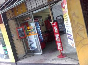 Vendo fondo de comercio maxikiosco correo comidas