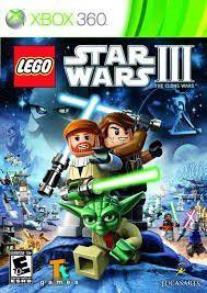 Lego star wars iii (the clone wars) xbox 360
