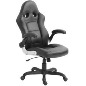 Silla de escritorio pc gamer ergonomico apoya brazo rebatibl