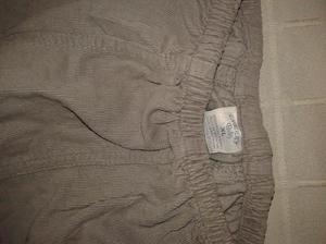 Pantalon cheeky xl cargo corderoy cintura22-cadera43-larg 41
