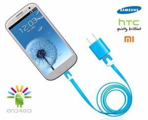 Cable micro usb a usb smartphone samsung motorola lg 200 cm