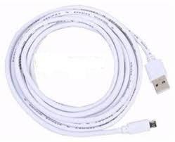 Cables micro usb 2 metros datos carga celular tablets etc.