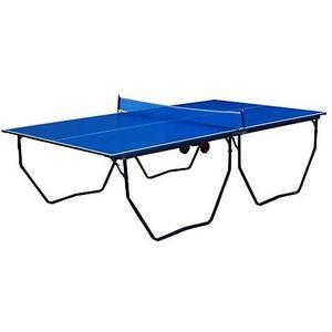 Mesa ping pong agm plegable con ruedas profesional