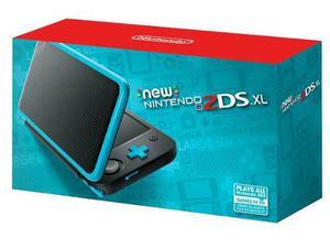 Nintendo 2ds xl new consola original con cargador