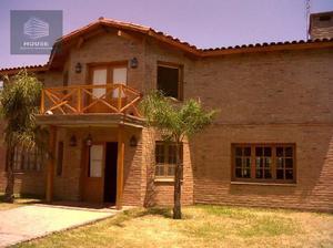 Casa en venta - barrio privado la paloma