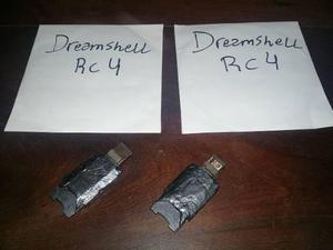 Dreamcast dreamshell x2