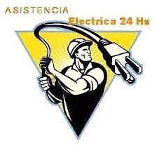 Electricista matriculado. urgencias 24hs.