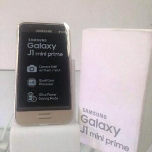 Samsung j1 mini prime nuevo en caja. dorado.4g lte.liberado