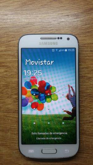Samsung s4 mini.4g lte.libre de fabrica.8 megapix.oferta