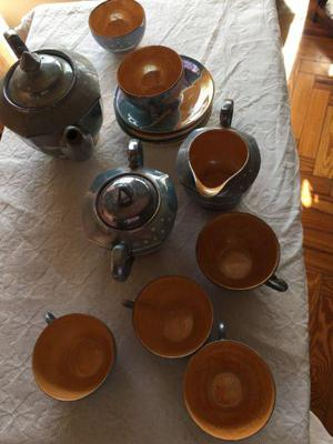 Antigua porcelana japonesa