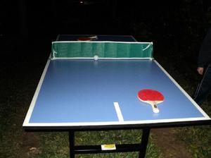 Vendo, mesa de mini ping pong