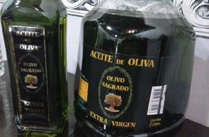 Aceite de oliva extra virgen 500 ml $60...!!!