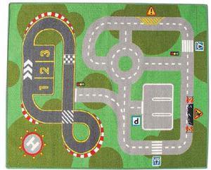 Alfombra pista anuncios junio clasf - Alfombra circuito coches ...