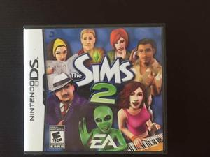Juego the sims 2 nintendo ds orignal