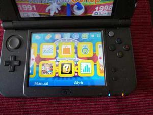 Nintendo ds xl con juegos