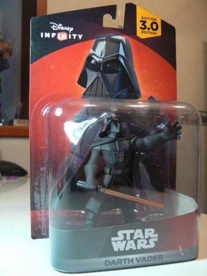 Figura darth vader disney infinity star wars edición 3.0.