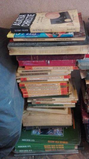 Libros varios usados