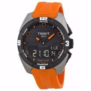 Reloj hombre tissot t-touch expert solar men casual watch