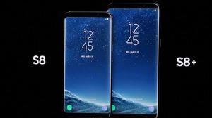Samsung galaxy s8 y plus nuevos 64 gb 4 ram libres gtia tmb