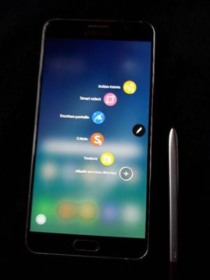 Samsung note 5 poco uso en caja completo 3g 4g 5.7' s pen
