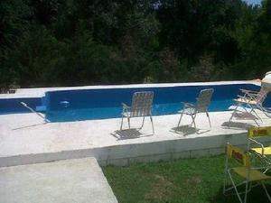 Carlos paz - cabalango dueño !!! chalet quincho piscina