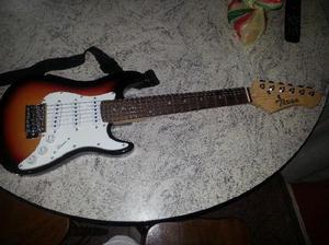 Permuto guitarra electrica para niño! !!