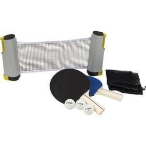 Set tenis mesa ping pong plegable paletas tecno cooler
