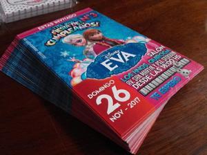 Tarjetas Invitacion Infantiles Anuncios Diciembre Clasf