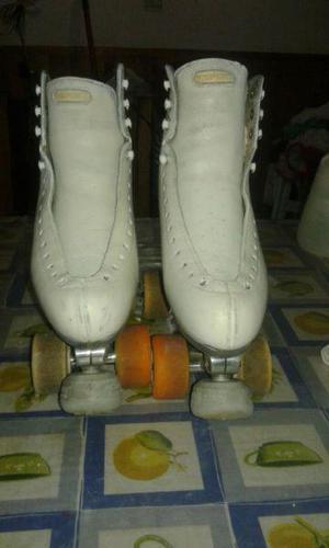 Vendo hermosos patines de libre risport talle 37 $5500