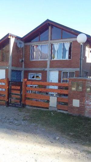 Vendo o permuto casa en lago puelo, 5 amb, amplio fondo.