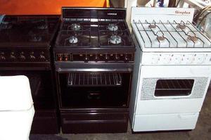 Limpieza general de cocinas y hornos empotrados a gas