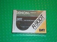 Cassette dat virgen denon r90 dt