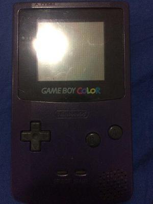 Gameboy color violeta
