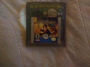 Juegos Gameboy Color Pokemon Gold Original Harry Potter 2 En
