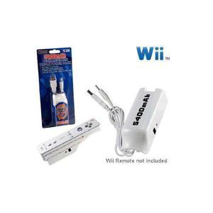 Nintendo wii accesorio 5400 mah rechargeable triple power pa