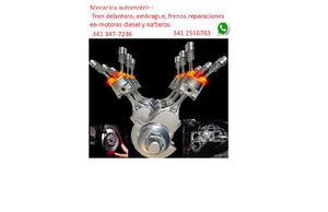 Servicio mecanico automotriz