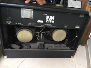 Amplificador fender frontman 212r 100w c/reberb y footswitch