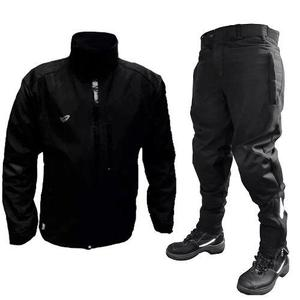 Conjunto softshell moto campera pantalon softshell termico