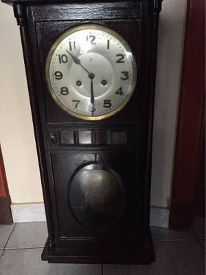 Reloj pared alemán junghans péndulo