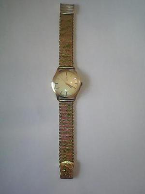 Reloj y malla oro omega, de colección.