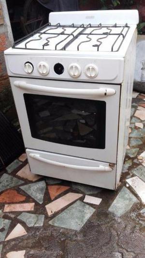 Vendo cocina con horno
