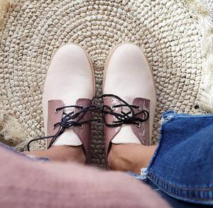 Zapatos nuevos de cuero-marca sole dotti