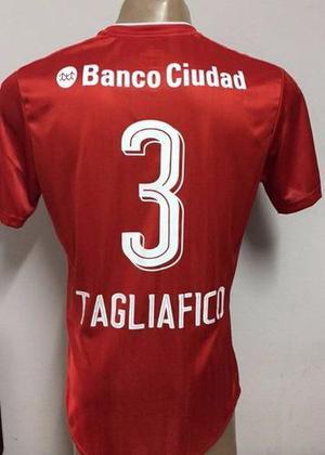 Camiseta independiente avellaneda titular 2017 tagliafico 3