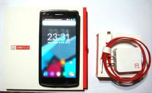 Celular one plus one 3gb ram 64gb interna libre 4g usado