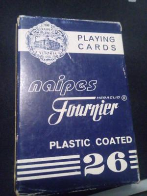 Naipes fournier made in spain