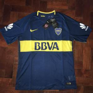 Nueva camiseta boca juniors 2017/8 original versión match