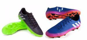 precio de fábrica 5b4a8 df63c Nuevos!! Botines adidas Messi 16.3 Fg