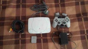 Playstation 1 + 42 juegos (lee perfectamente)