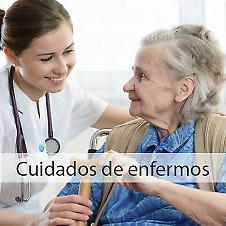 Asistente geriatica y presto servicio a particulares